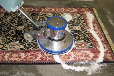 Professional Rug Hand Washing - Persian